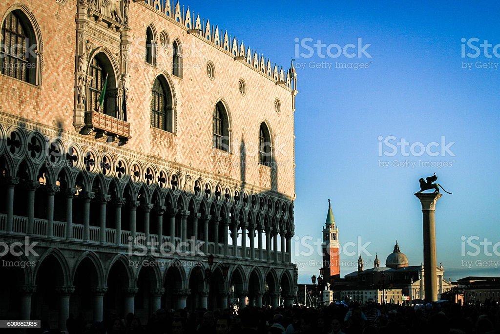 Palazzo Ducale in Venedig – Foto