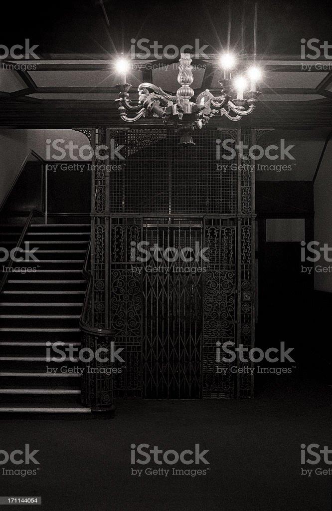 Palazzo, Hastings - foto de stock