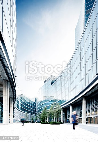 Palazzo Lombardia, Milan, housing the regional government offices