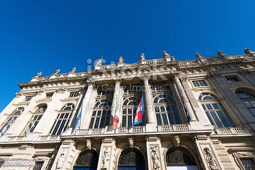 istock Palazzo Madama e Casaforte degli Acaja - Turin Italy 1200700046