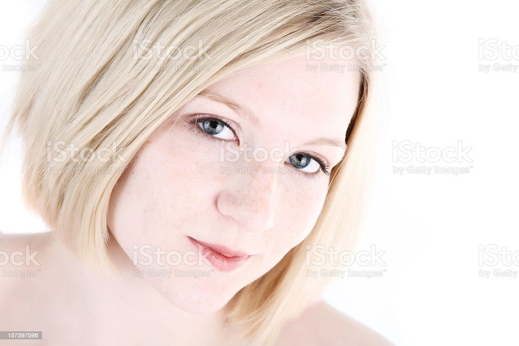 Pale royalty-free stock photo