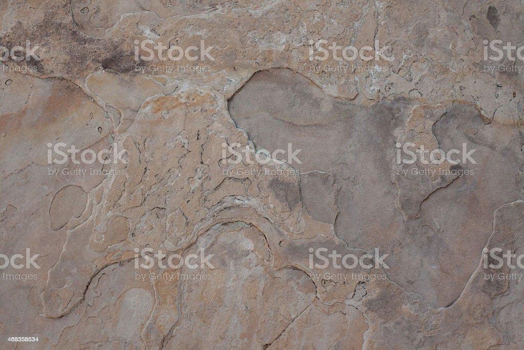 Pale pink desert rock wall royalty-free stock photo