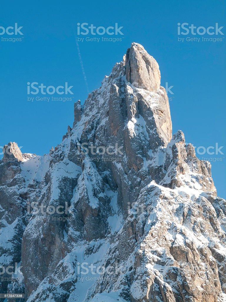 Pale  San Martino, Trentino - Dolomites, Italy stock photo