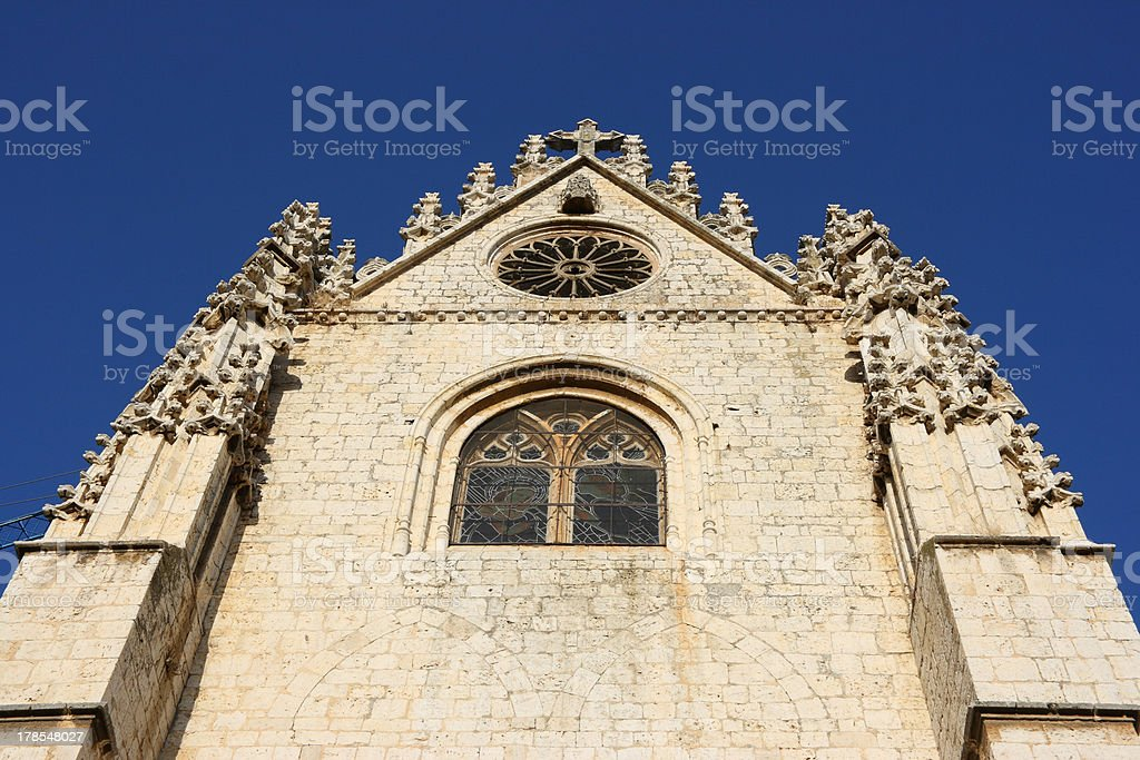 Palencia stock photo