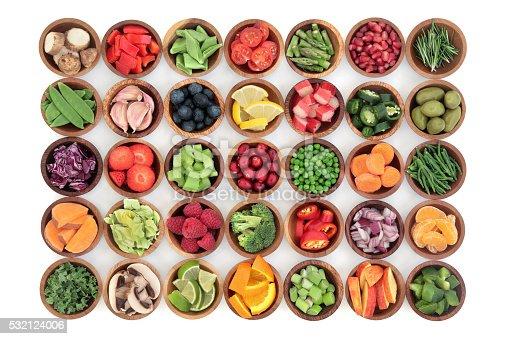 istock Paleo Diet Health and Super Food 532124006