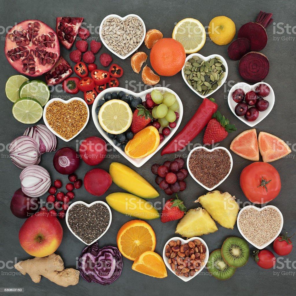 Paleolithic Health Food stock photo