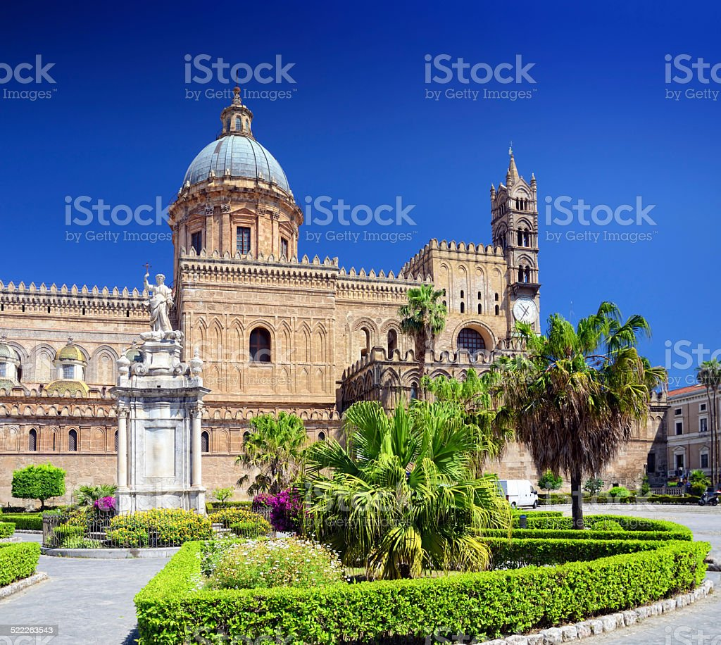 Cathédrale de Palerme - Photo