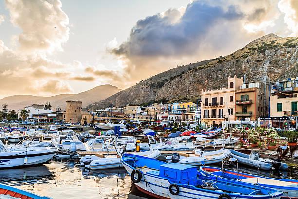 Hafen von Palermo – Foto
