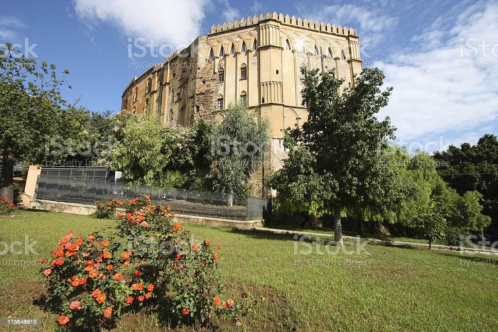 Palermo royalty-free stock photo