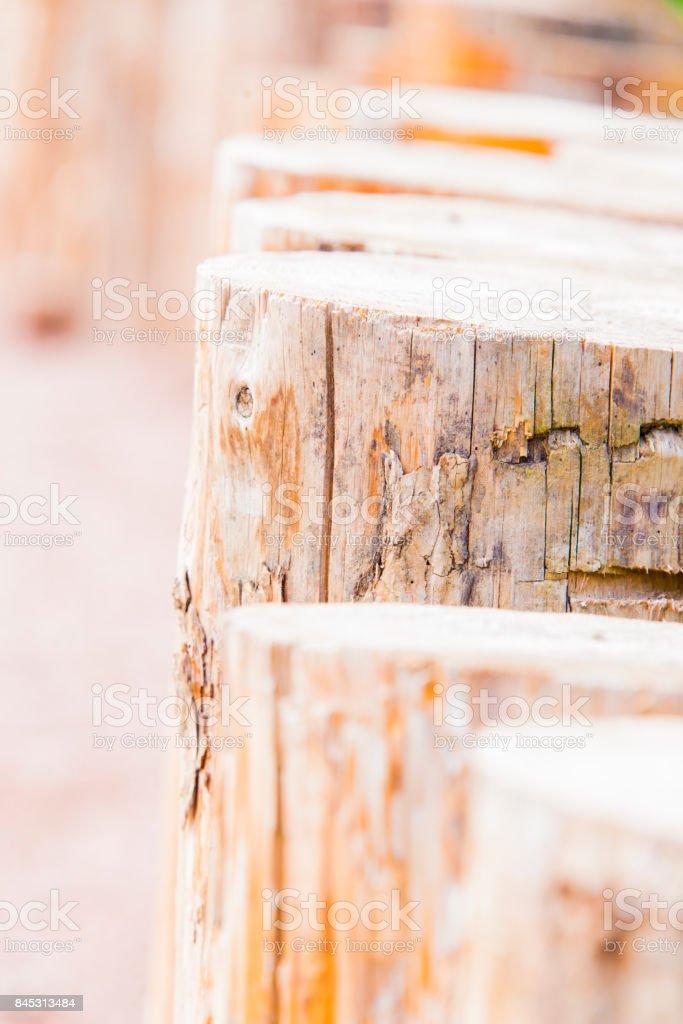 palisade stock photo