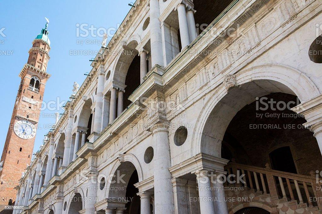 Basilica palladiane - foto stock