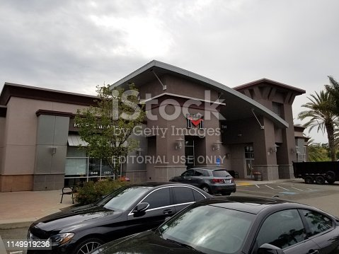 San Ramon, California, United States - January 01, 2019: Photograph of PallenM2 Martial Arts LLC., a health in San Ramon, California, United States