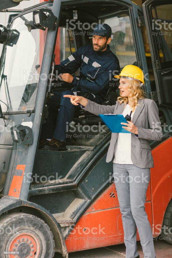 Hubwagen Lizenzfreies stock-foto