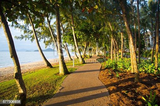 istock Palm Cove Beachfront 577306938