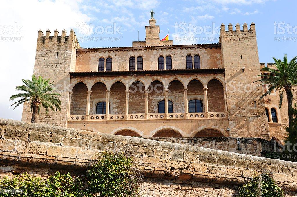 Palma de Majorca stock photo