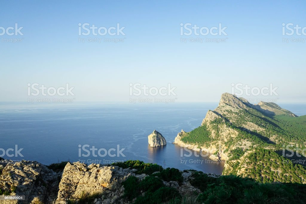 Palma de Mallorca royalty-free stock photo