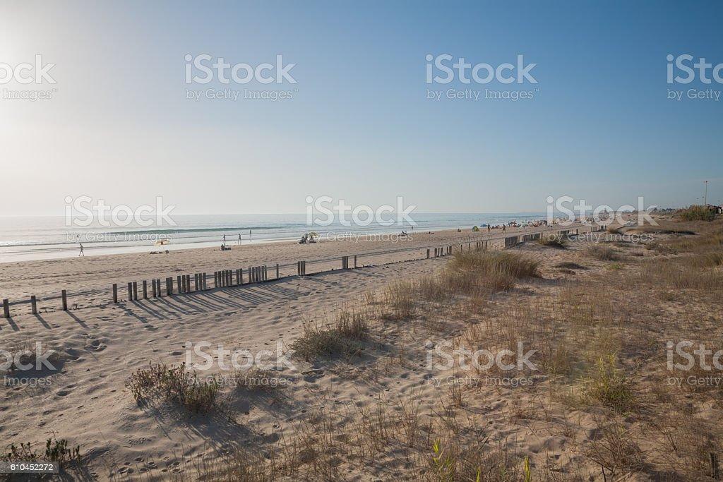 Palmar Beach stock photo