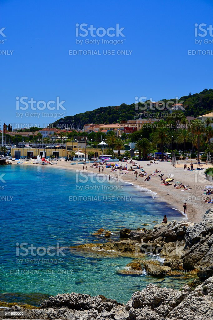 Paloma Plage et club de plage dans le sud de la france  - Photo