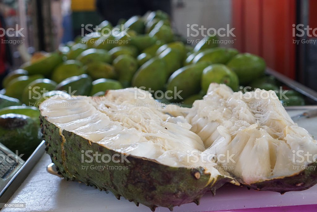 Paloquemao Market stock photo