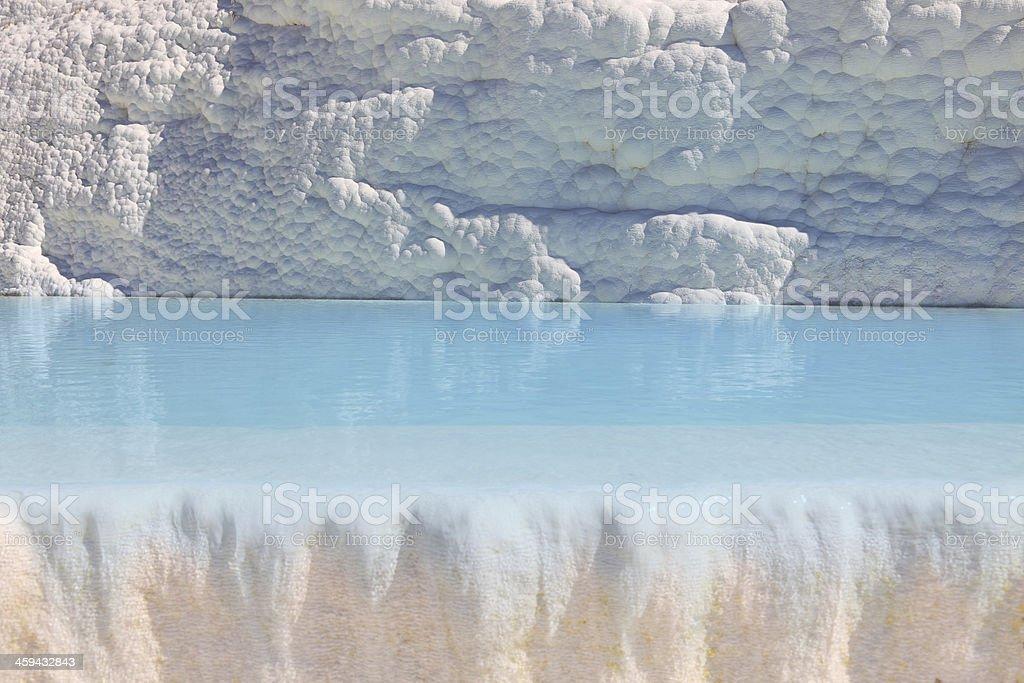 Pamukkale - Hierapolis royalty-free stock photo
