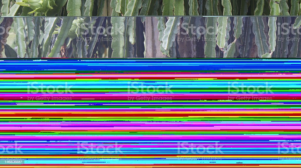 pan on paper laptop Side lights royalty-free stock photo