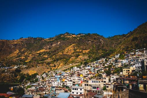istock Panajachel, Guatemala 1033754368