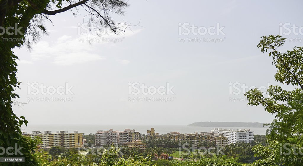 Panaji, Goa royalty-free stock photo