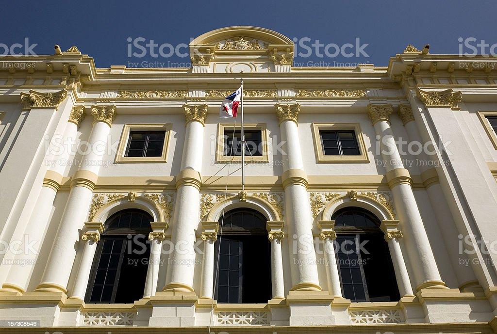 Arquitetura do Panamá - foto de acervo
