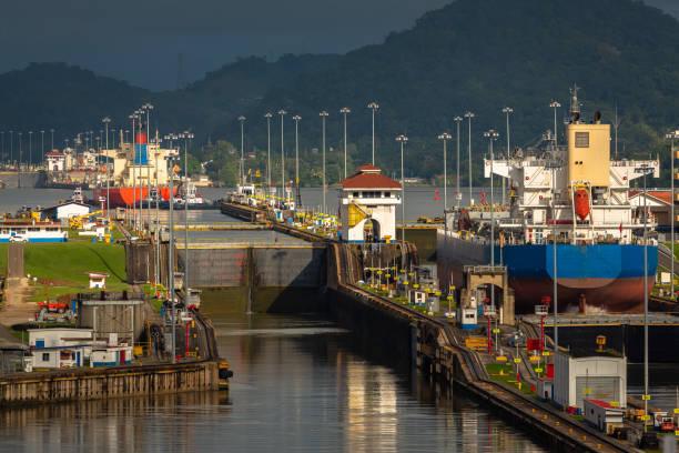 Panamakanal Miraflores West – Foto