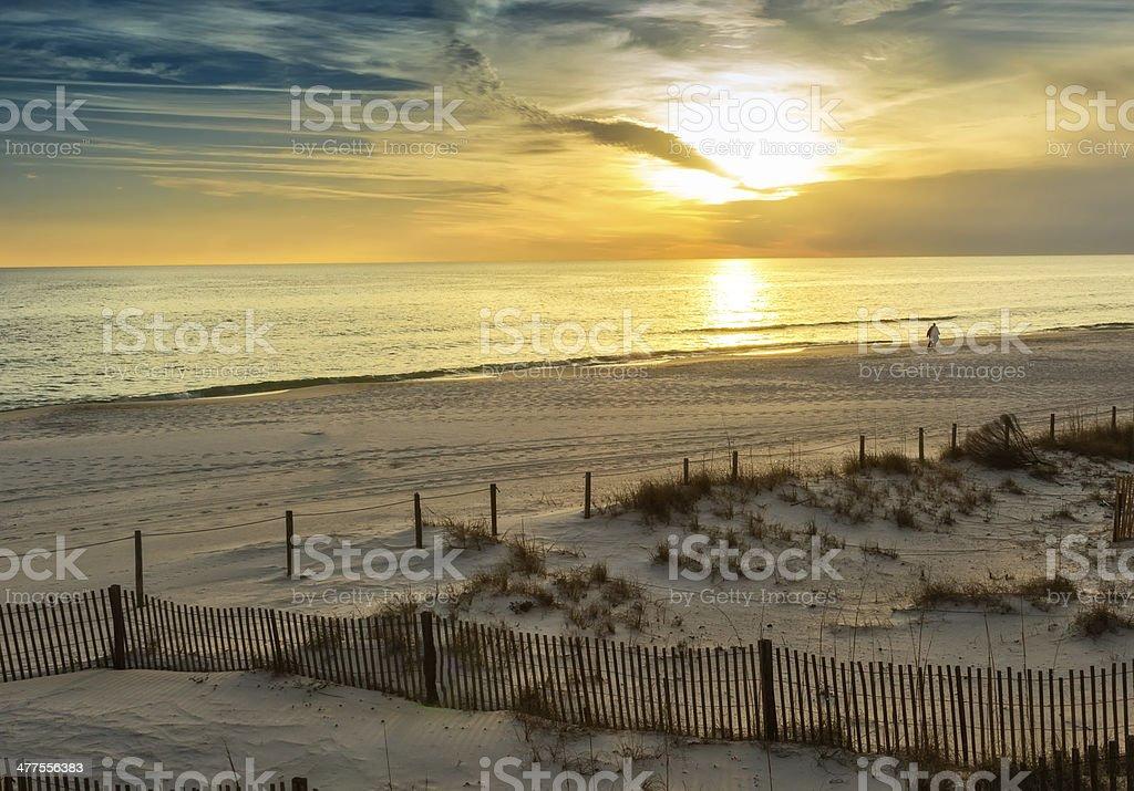 Panama City Beach, Florida royalty-free stock photo