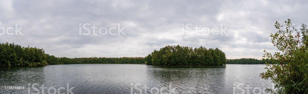 Panaroma Seeblick Heide in Bottrop – Foto