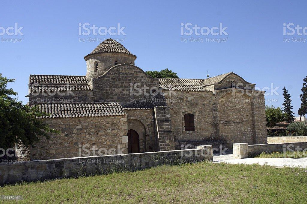 Panayia Aggeloktisti Kirche – Foto