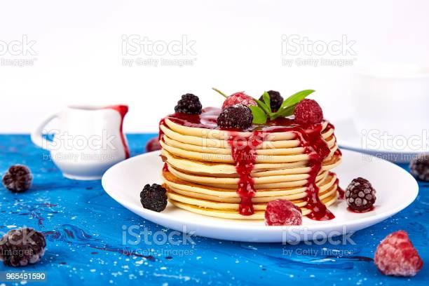 Naleśnik Na Śniadanie - zdjęcia stockowe i więcej obrazów Bez ludzi