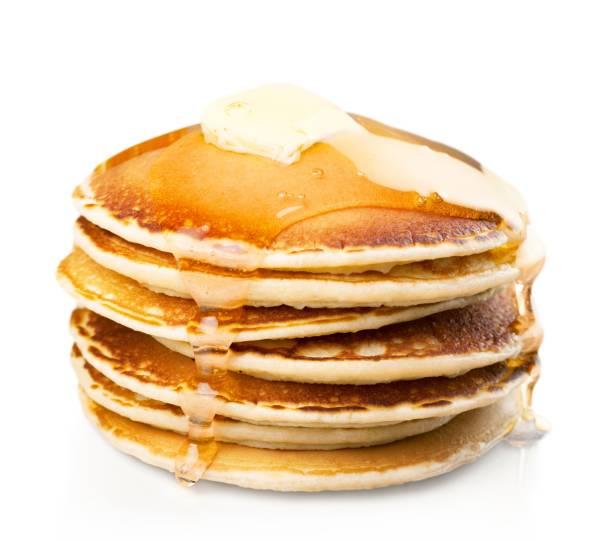 pancake. - pancake foto e immagini stock