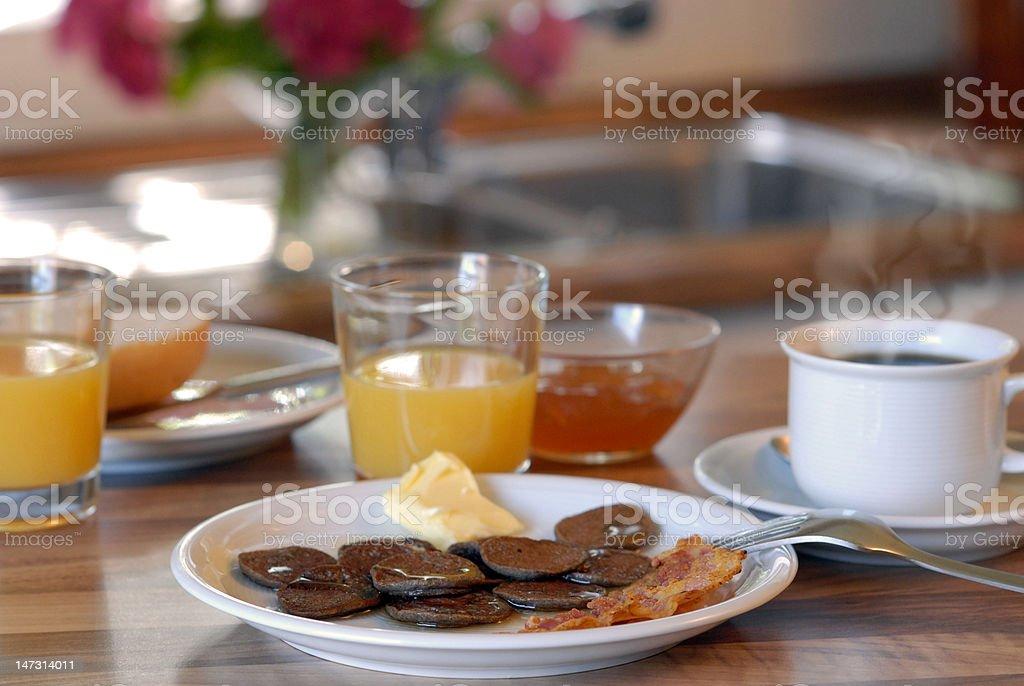 Pancake Time #2 royalty-free stock photo