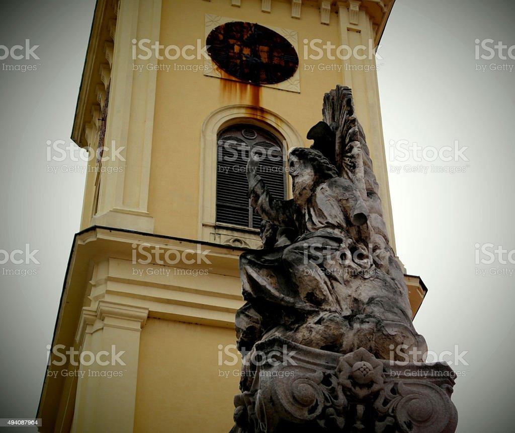 Pancevo, monument de l'Église catholique romaine - Photo