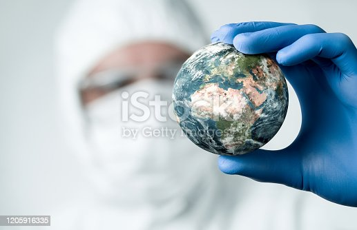 istock Pandemic concept 1205916335