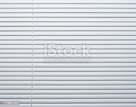 Horizontal vinyl window blinds for a background. Brand new out of the box perfect condition.