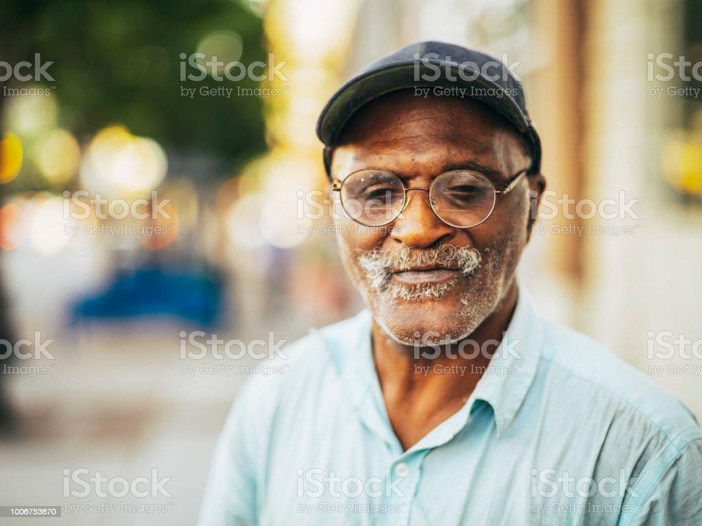 Bettler auf den Straßen – Foto