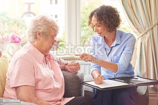 istock panic pendant for senior woman 507398556