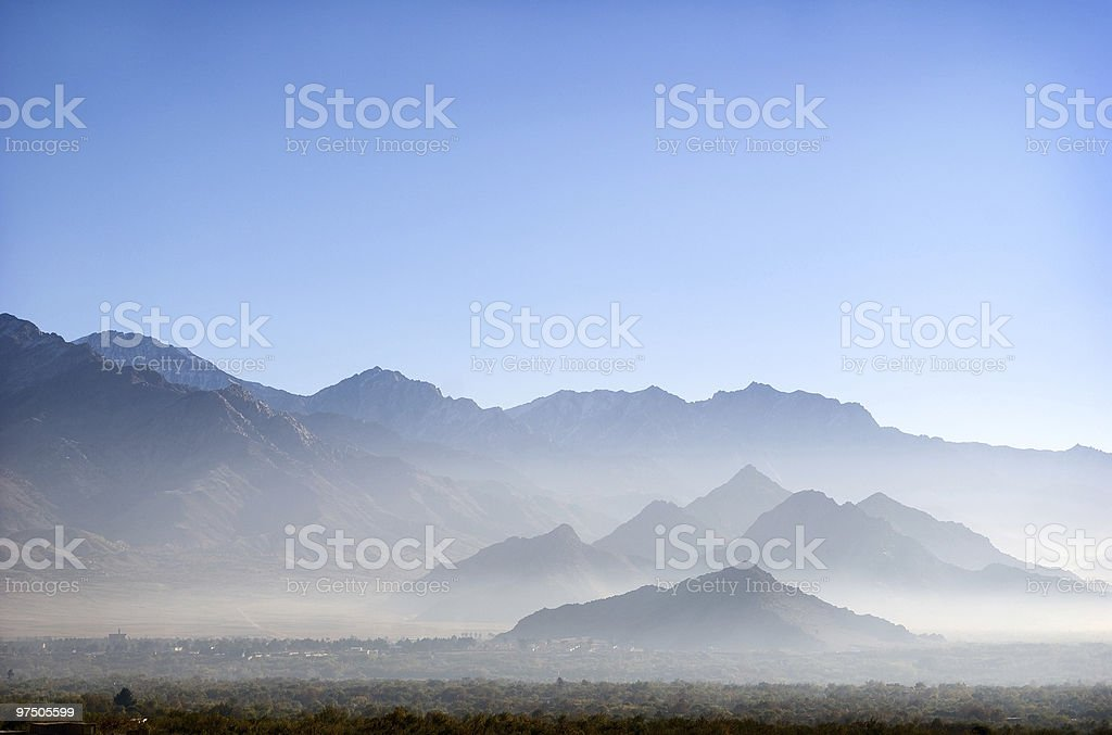Panjshir Valley, Afghanistan royalty-free stock photo
