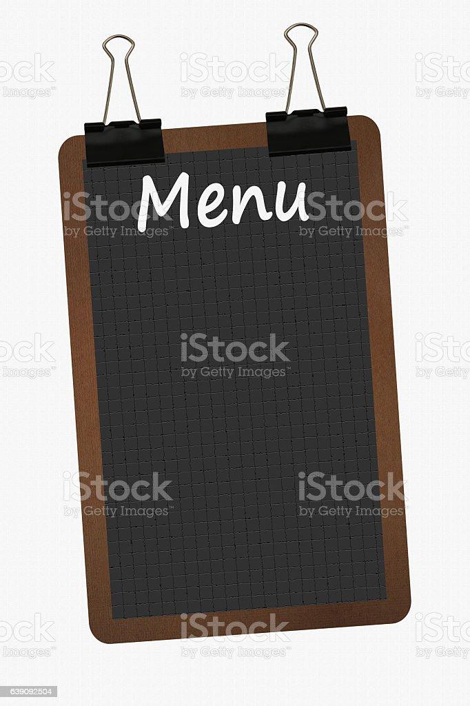 Panneau Ardoise Menu Stock Photo Download Image Now Istock