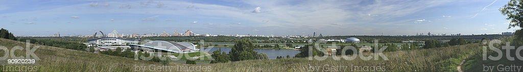 Panoram stock photo