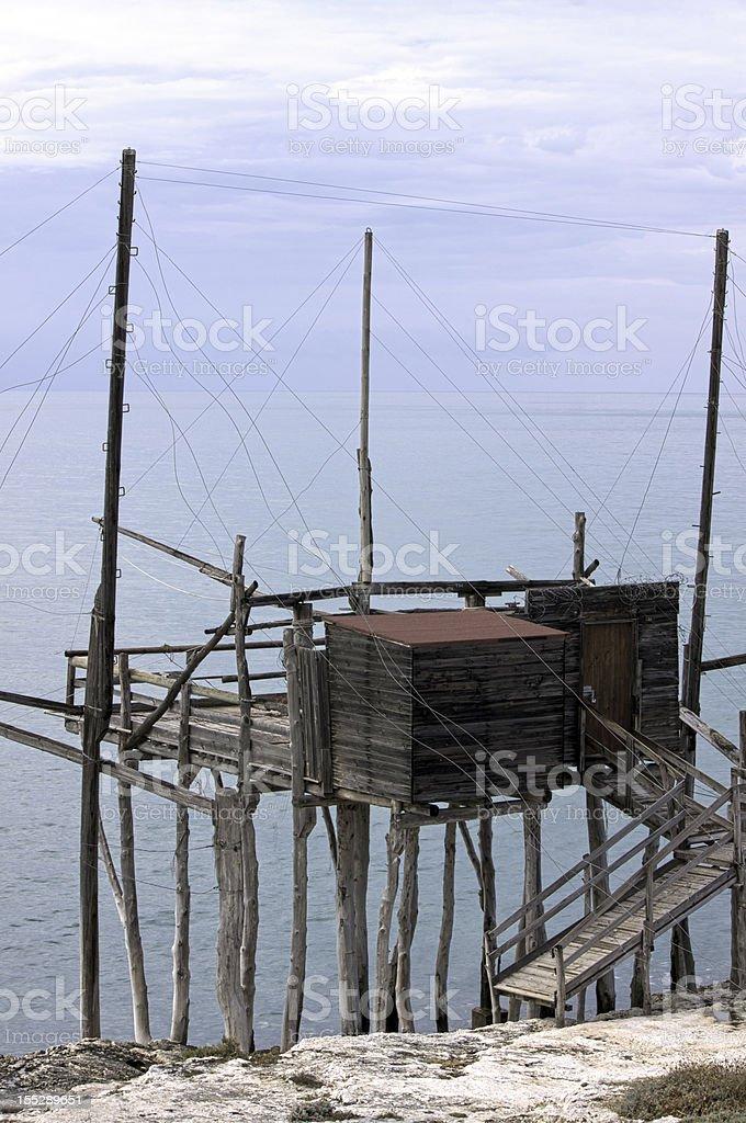 Panorama di Vieste (Italy) - Vieste's landscape royalty-free stock photo