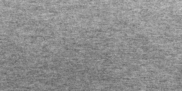 Panorama gray fabric texture and background with copy space. Panorama gray fabric texture and background with copy space. heather stock pictures, royalty-free photos & images