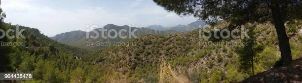 Foto de Panorama Em Südspanischen Den Bergen e mais fotos de stock de 2015