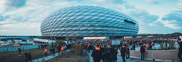 Panorama der Allianz Arena – Foto