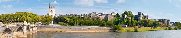 Panorama von Angers – Foto