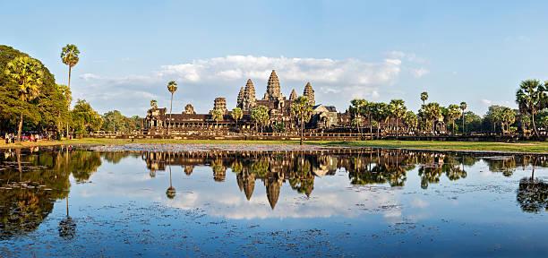 Panorama von Angkor Wat – Foto