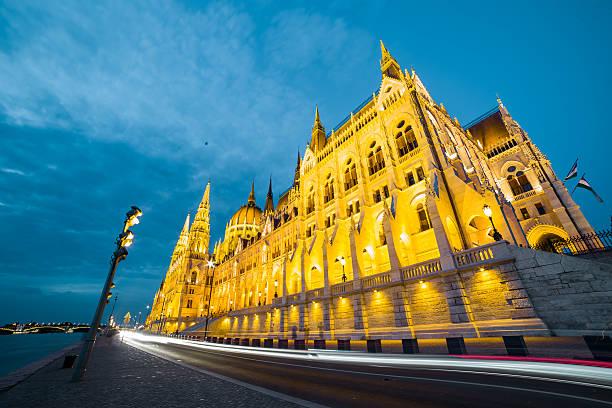 Panorama von Budapest, Ungarn – Foto